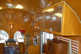 vintage airstream trailer interiors from oldtrailer com