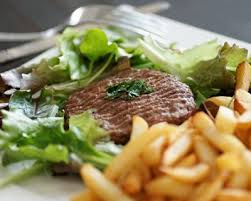 cuisine steak haché recette steak haché parmesan basilic