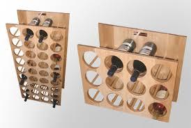 oak wine bottle storage rack 12 to 36 bottles