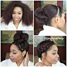 blow out hair styles for black women with hair jewerly natural hair 3 quick styles for a blow out curly nikki