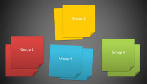 sticky note powerpoint template animated sticky notes template