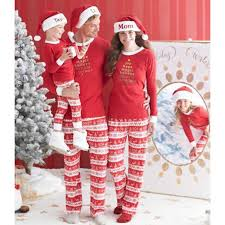 pajamas for family cheap family clothes