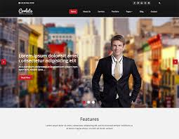 html business templates free download with css top 10 free responsive html5 bootstrap website templates of 2015
