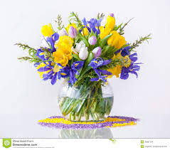 bouquet of spring flowers stock photo image 39567334
