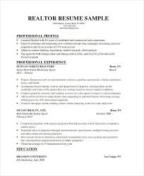 Real Estate Resume Sample by Marketing Resume Samples 43 Free Word Pdf Documents Download