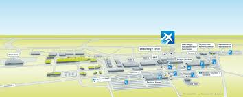 Site Map Flughafen Paderborn Lippstadt Airport Getting Here Maps
