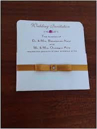 Layered Wedding Invitations Luxury Pocket Wedding Invitation