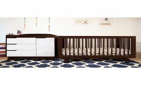 Babyletto Hudson 3 In 1 Convertible Crib Babyletto Hudson 3 In 1 Convertible Crib With Toddler Rail Home