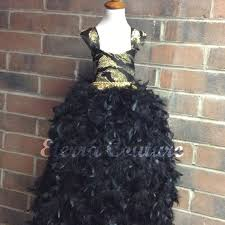 great gatsby inspired feather dress tutu dress new years eve