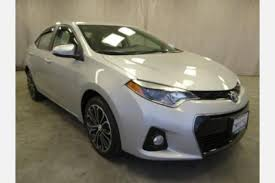 toyota corolla 2015 le price used 2015 toyota corolla for sale pricing features edmunds