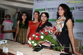makeup artist school ta exclusive coverage panache finishing school felicitates tamanna