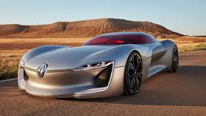 futuristic sports cars renault trezor concept previews future design language news