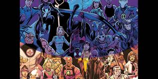 ultimate marvel the end of the ultimate marvel universe summer 2015