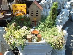 diy fairy garden ideas decorating clear