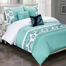 Purple And Gray Comforter Nursery Beddings Teal Color Comforter Sets Teal Comforter Sets