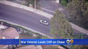 Chp Call Log by Only On 9 War Veteran Suffering From Ptsd Leads Chp On Dangerous