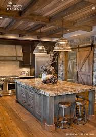 rustic wood kitchen cabinets 27 cabinets for the rustic kitchen of your dreams the