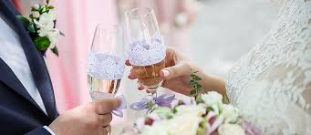 wedding glasses 36 wedding glasses décor ideas for your big day wedding forward