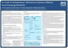 trainee presentations aberdeen anaesthesia