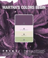 martha stewart living color paint purple basil cotton candy
