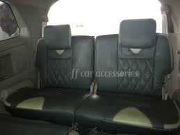 Auto Seat Riser Cushion Car Seat Cover For Toyota Innova Customized By Ff Car Accessories