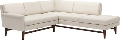 Corner Sectional Sofa Truemodern Diggity Corner Sectional Sofa With Bumper Reviews