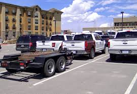 check out 2018 ford f 150 diesel prototypes tow testing in the