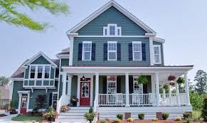 16 delightful small farmhouse plans wrap around porch home