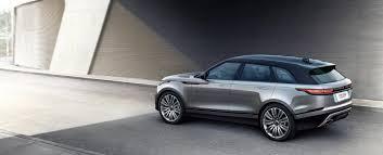 official 2018 range rover velar gtspirit