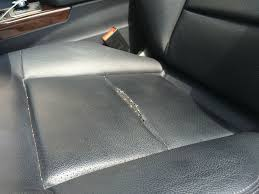 Upholstery Car Seat Repair And Fix Car Seats Upholstery In Los Angeles Youtube