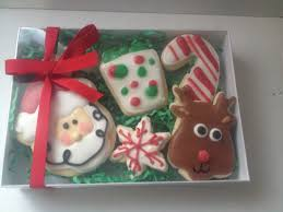 christmas winter cookies just 4 you treats
