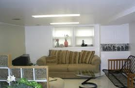 Low Ceiling Lighting Ideas Lighting For Low Ceilings In Basement Miketechguy