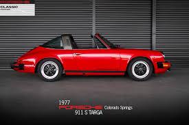 porsche old red 1977 porsche 911 s for sale in colorado springs co p2138
