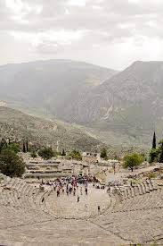 Delphi Greece Map by Delphi Greece Map U0026 Guide A Day Trip From Athens Athens