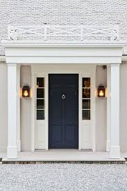 Colonial Exterior Doors Best 25 Colonial Front Door Ideas On Pinterest Colonial