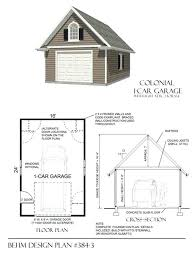 Floor Plans For Garage Conversions One Car Garage Conversion Free Related Projects Costs With One