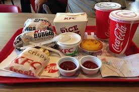 here s all the food you can eat at kfc in myanmar you can t eat at