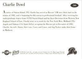 1996 new haven ravens best baseball card pick ebay