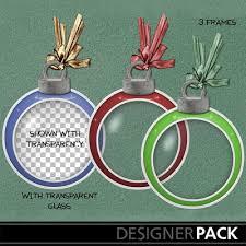 digital scrapbooking kits ornament frames lllcrtn