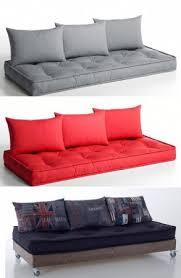 matelas pour canapé housse pour futon pas cher matelas pliable futon el bodegon
