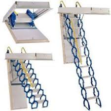 create your own attic access organize your storage space attic