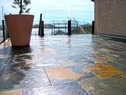 Design For Outdoor Slate Tile Ideas Outdoor Patio Tiles Crunchymustard