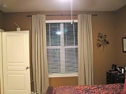 Curtains On Windows With Blinds Inspiration Windows With Blinds And Curtains Window Blinds