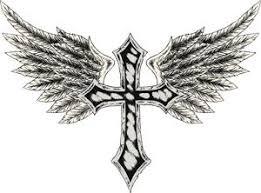 300 149710326 cross with wings jpg 300 222 cross