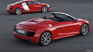 Audi R8 Spyder - 2013 audi r8 spyder v10 side hd wallpaper 16