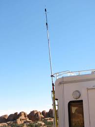 Radio Antennas For Rvs Communication