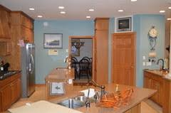 Kitchen Wall Color Ideas With Oak Cabinets - fun kitchen colors with oak cabinets best 20 cabinet ideas on