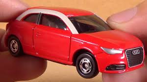 audi a1 model car tomica 111 audi a1 takara tomy diecast car collection