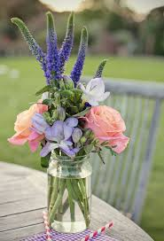 Purple Flower Centerpieces by Best 25 Pink And Purple Flowers Ideas On Pinterest Peony