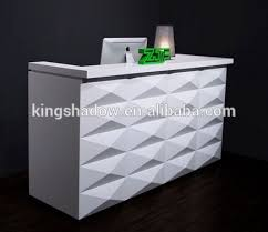 L Shaped Reception Desk Counter L Shaped Reception Counter Design China Arc Shaped Gloss White